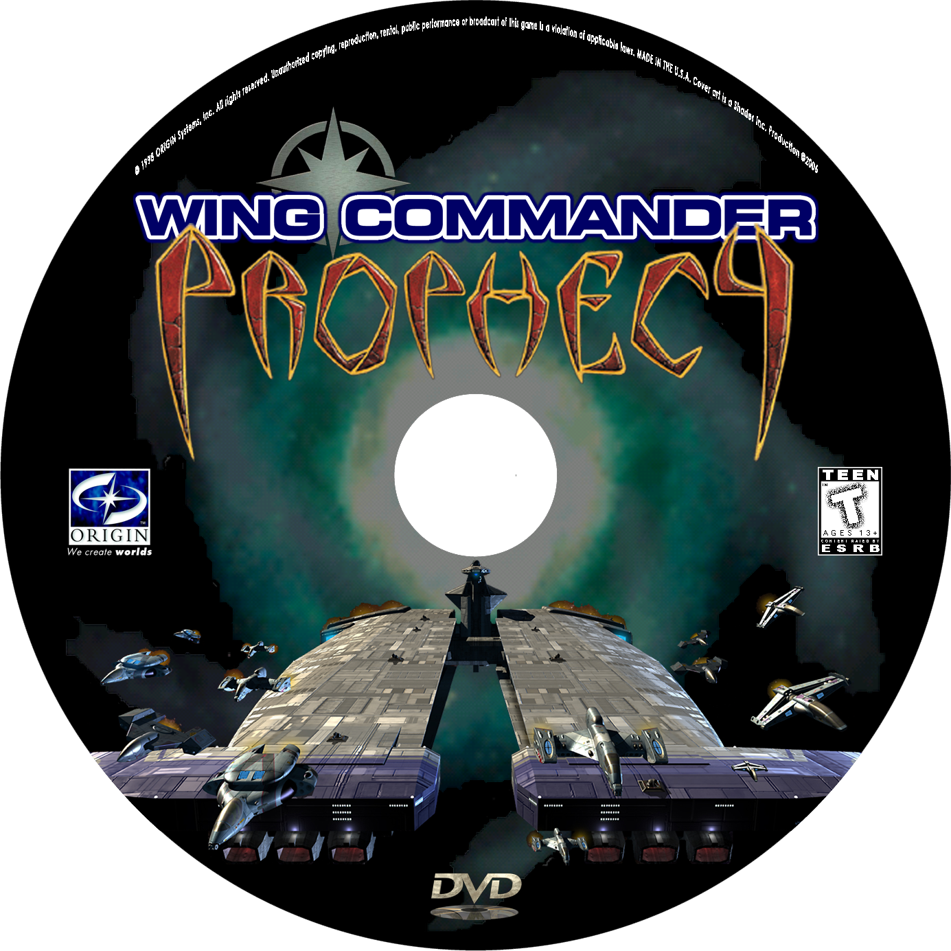 Got it made by shades wing commander cic for Wing commander prophecy